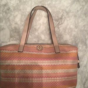 Tory Burch Bags - Tory Burch Leather Handbag